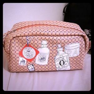 Make-bag/travel tote